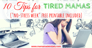10 tips for tired mamas