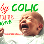 Baby Colic - 10 essential tips to survive