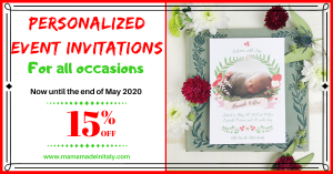 Event invitations by basic invite