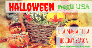 Halloween e la Holiday Season