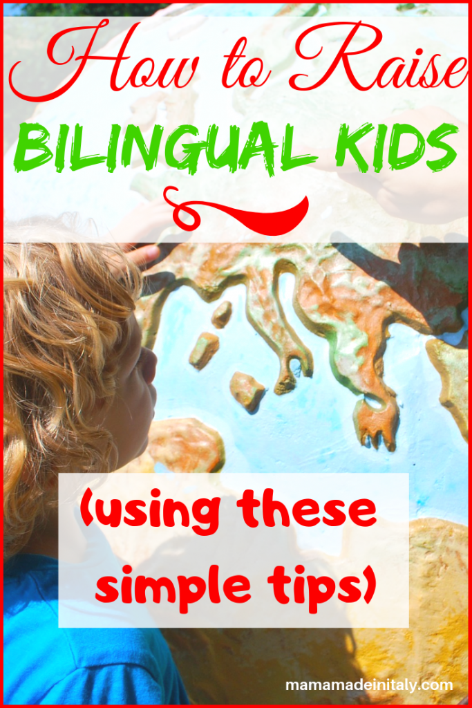 How to raise bilingual kids (using these simple tips)