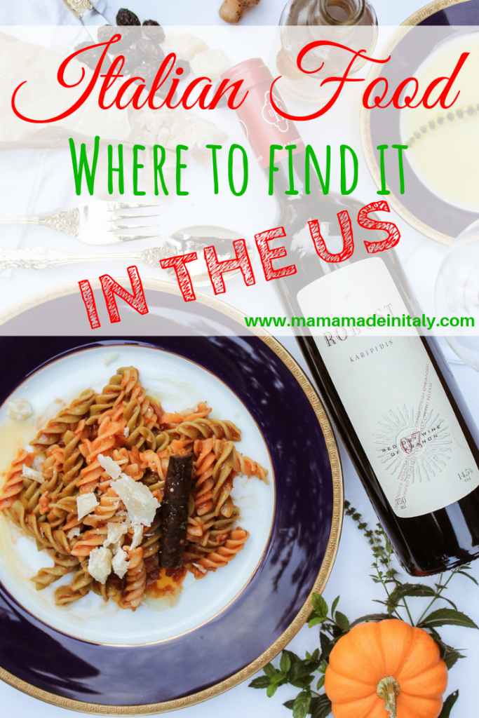 If you're craving real Italian food but don't know where to buy it, here you'll find a practical and detailed list of places. Buon Appetito!