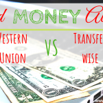Send money abroad - Western Union VS Transferwise