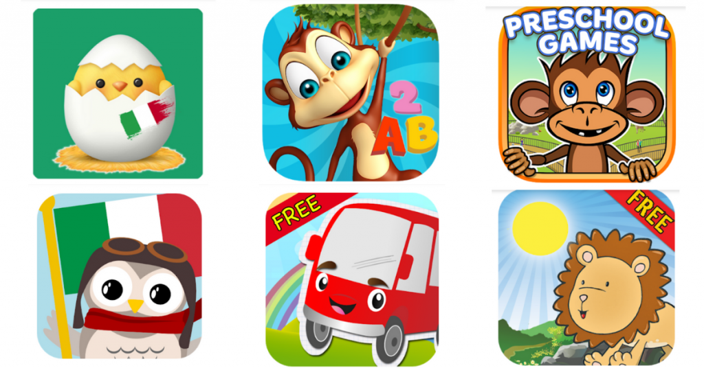 best italian learning apps for kids