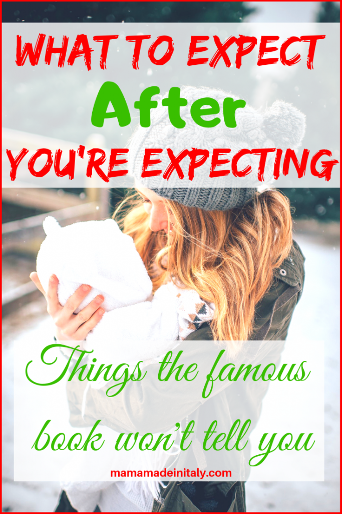 What to expect after you're expecting