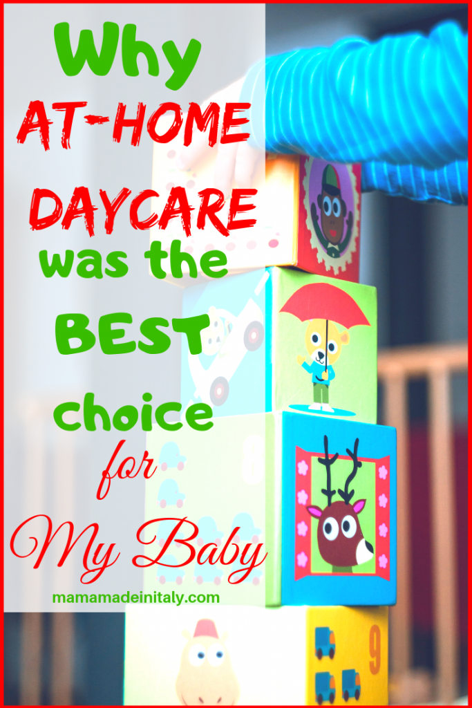 Why At Home Daycare Was The Best Choice I Could Make For My Baby