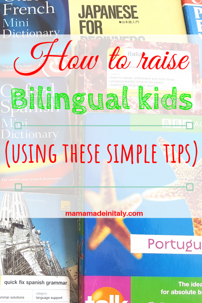 Motherhood is not always easy right? Especially when it comes about figuring out how to raise bilingual kids. These simple tips will help you